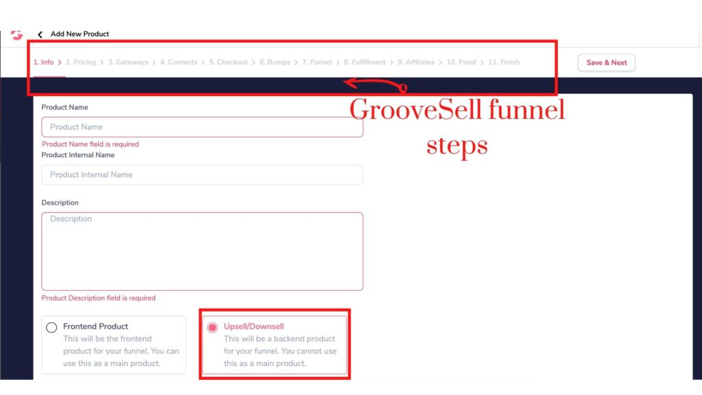 groovefunnels groovesell