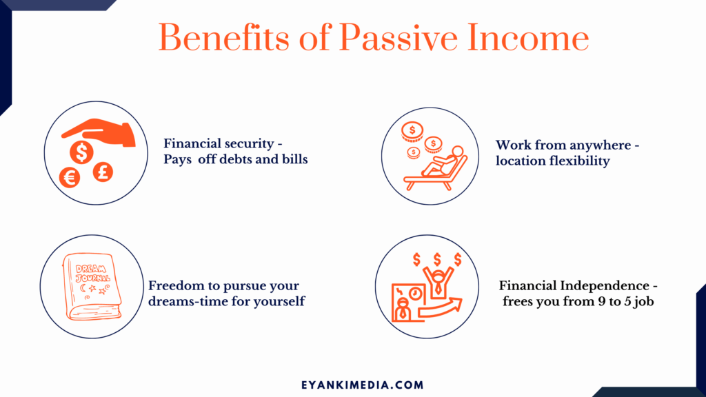 Benefits of passive income