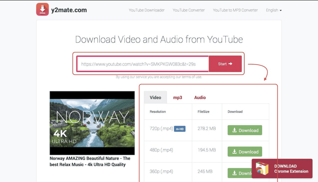 y2mate - Download YouTube Videos Without Software