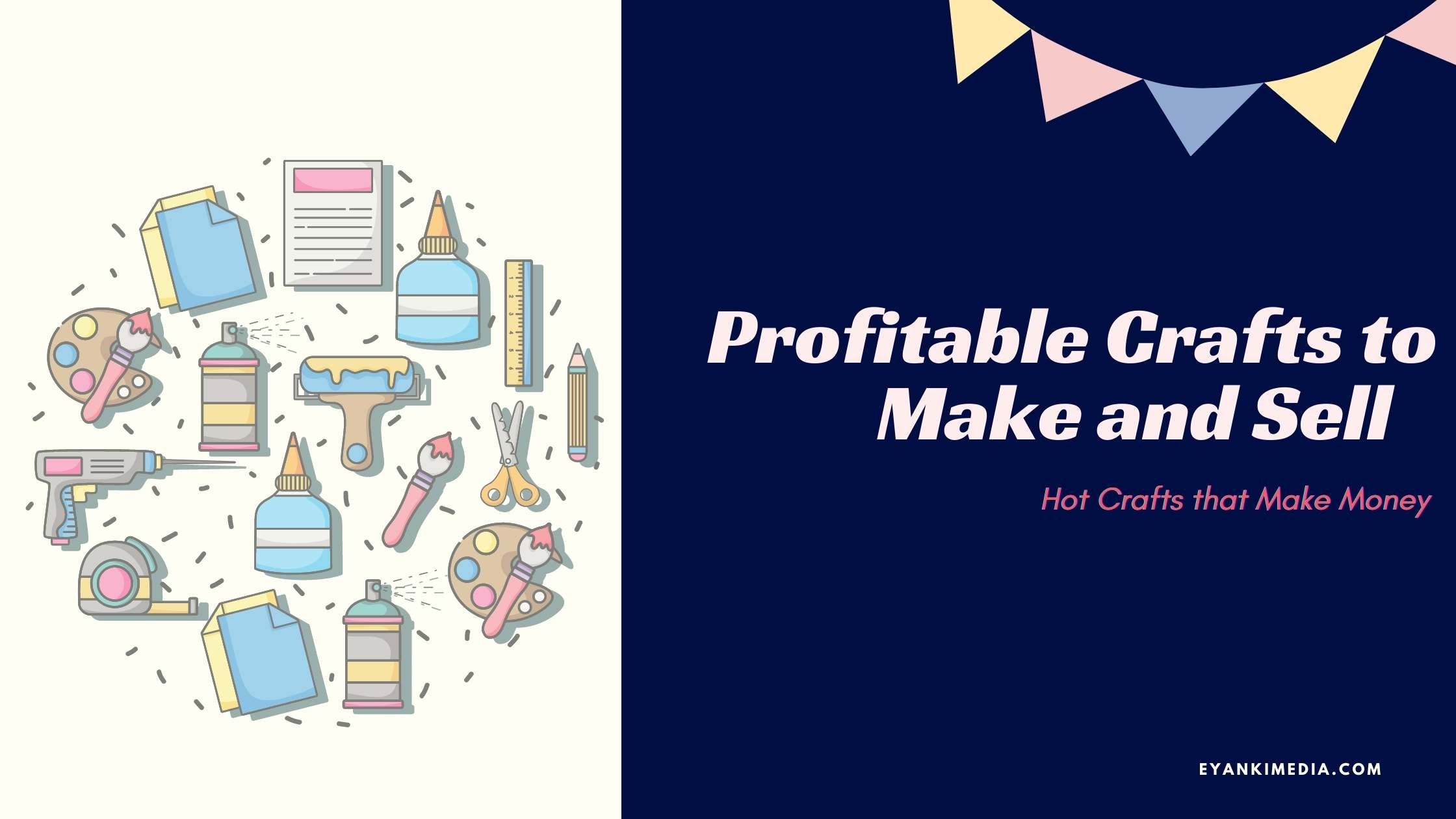 20+ Most Profitable Crafts To Sell In 20
