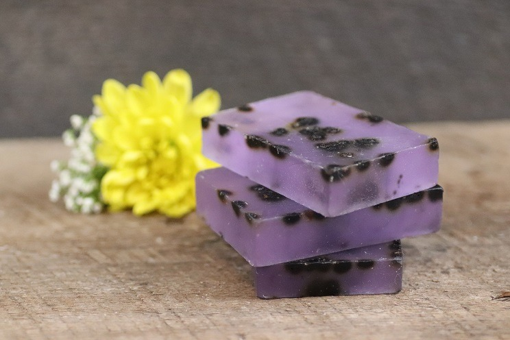 make and sell things from mom-Elderberry-Soap