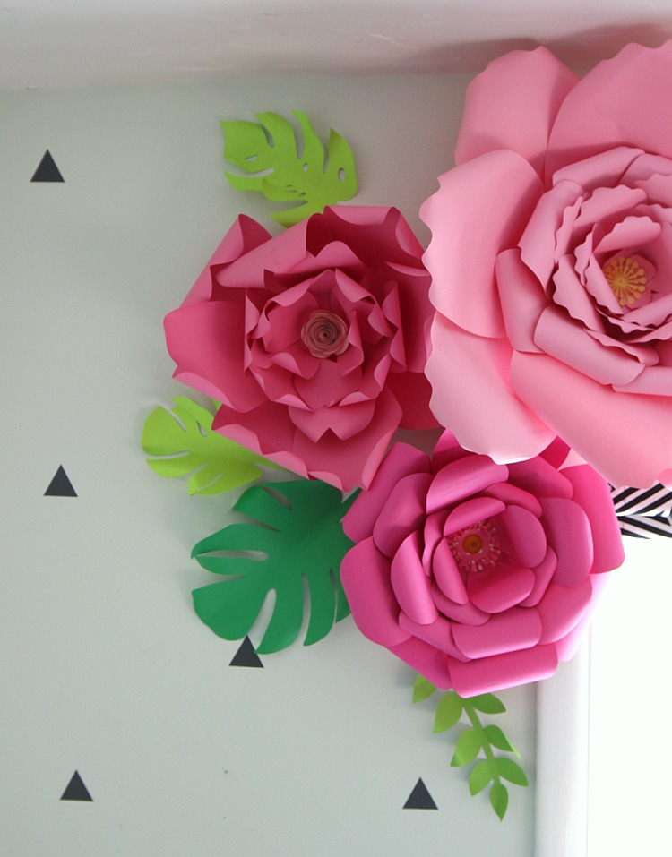 paper flowers to see